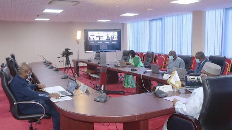 Lutte contre le covid-19 : les ministres de la Santé de l'espace UEMOA se rencontrent