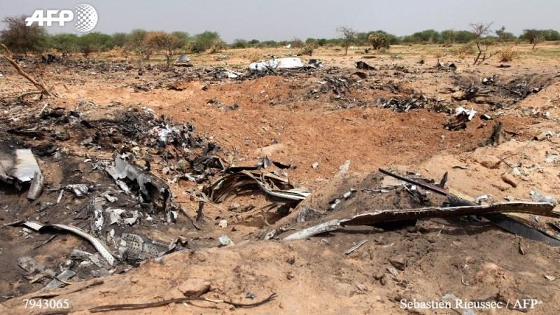 Crash du vol AH5017 au Mali : le parquet de Paris réclame un procès pour « homicides involontaires »