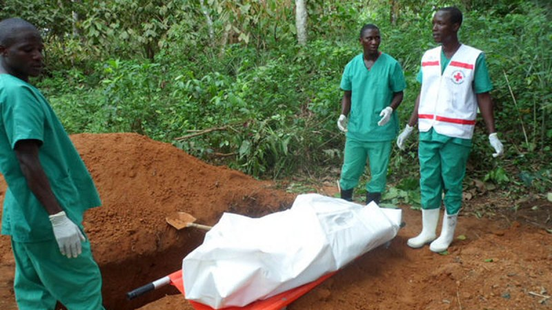 La Guinée de nouveau frappée par l'épidémie Ebola