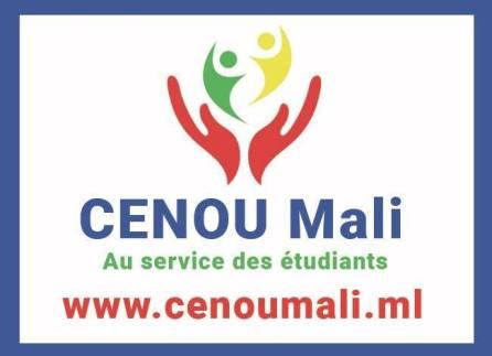 Logo CENOU