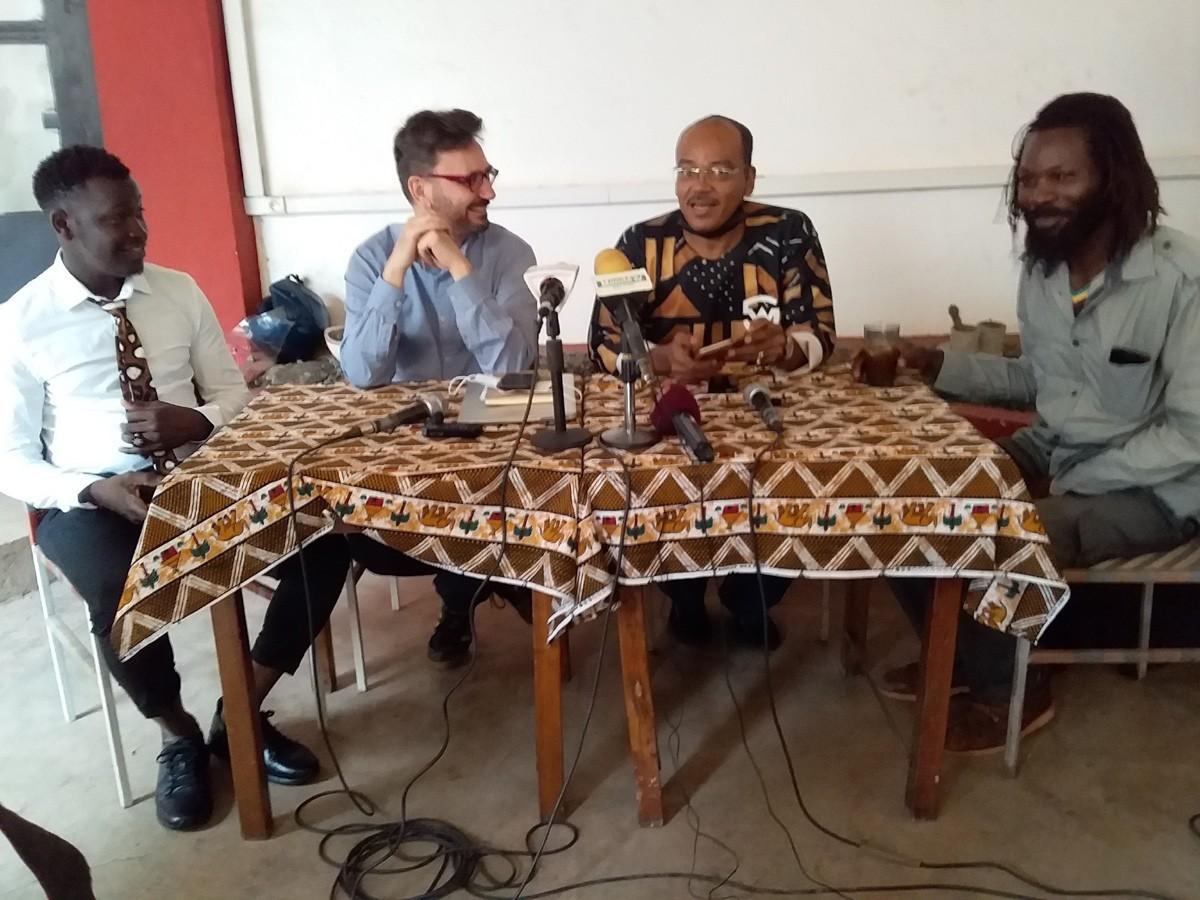 Culture : célébration de la musique par un collectif de professionnels du Mali