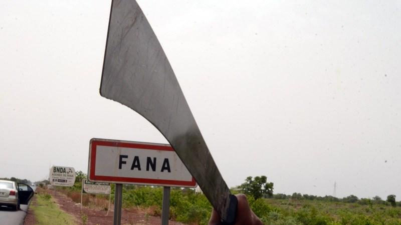 Fana: l'offensive de la jeunesse contre la série de décapitations