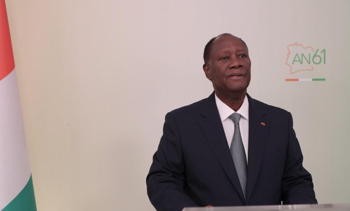 Côte d'Ivoire : le Président ADO annonce un nouveau Programme social