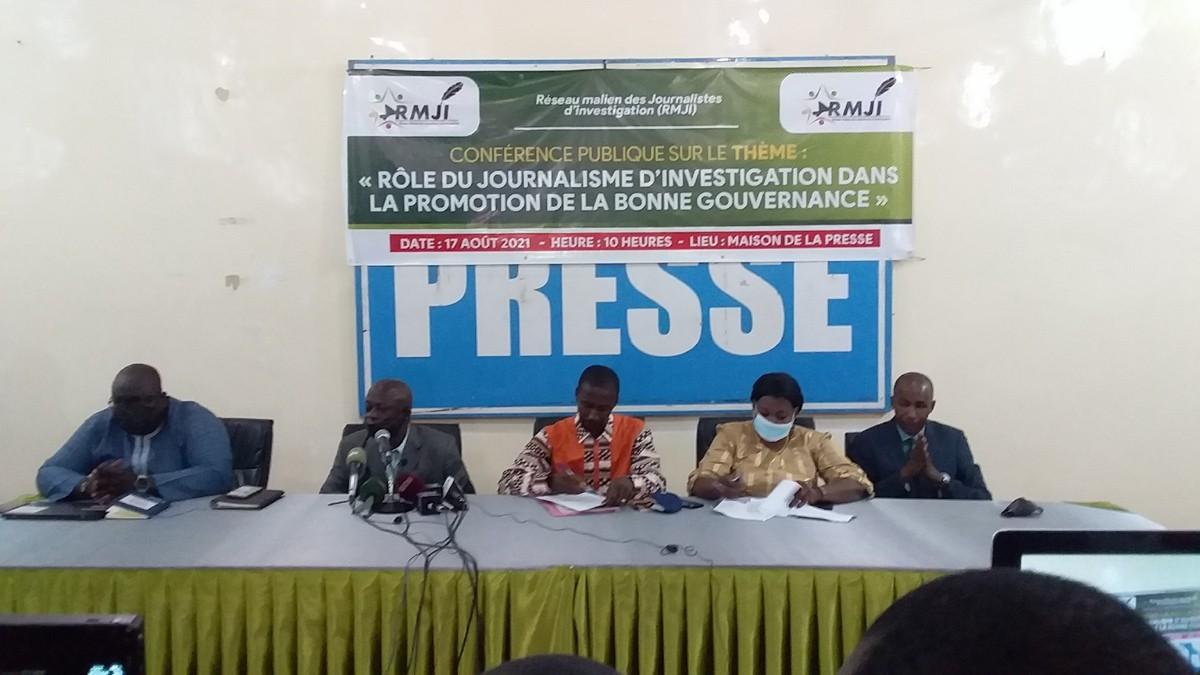 Difficile accès à l'information : le Réseau malien des journalistes d'investigation interpelle