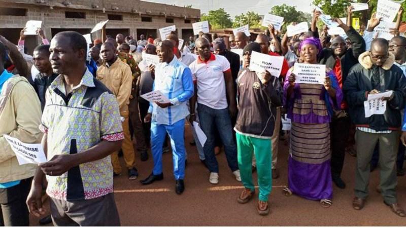 Examens de fin d'année : Quand les enseignants grévistes outrepassent leur liberté syndicale