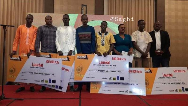 Presse malienne : 5e édition des MaMA, 22 nominés, 8 lauréats, un trophée posthume à Awa Séméga