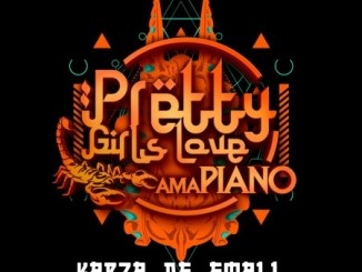 ALBUM: Kabza De Small – Pretty Girls Love Amapiano vol 2 (2020)