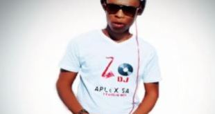 DJ Aplex & Toolz Umazelaphi - Salvation