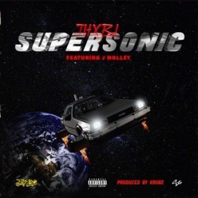 (Lyrics) Thxbi ft J Molley - Supersonic