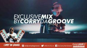 DJ Corry Da Groove - Vinyl Exclusive Live Mix 2