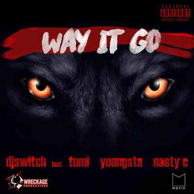 DJ Switch ft Stogie T, Nasty C & YoungstaCPT - Way It Go