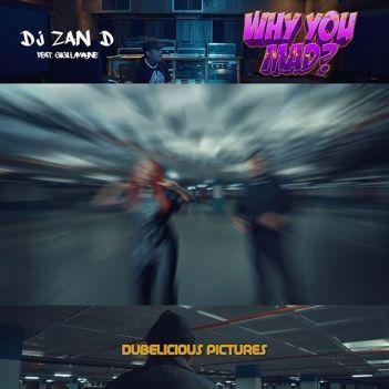 DJ Zan-D ft Gigi Lamayne - Why You Mad? (Snippet)