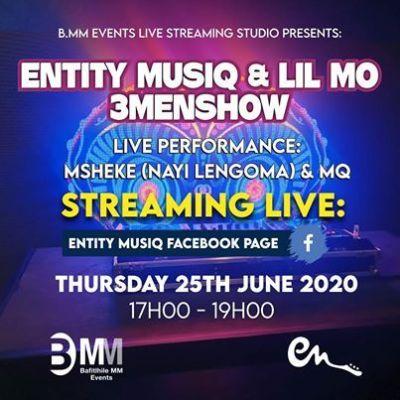 Entity MusiQ & Lil MO - 3MENSHOW Mix