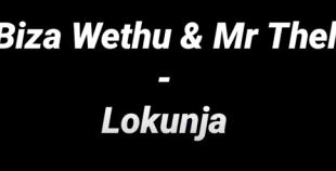 uBiza Wethu & Mr Thela - Lokunja (Black Lives Matter George Floyd)