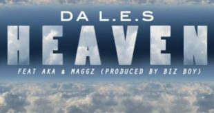 Da LES ft  AKA & Maggz -Heaven