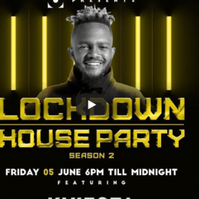 Kwesta - Lockdown House Party
