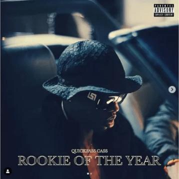 Quickfass Cass - Rookie of the Year