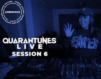 DBN Gogo - Quarantunes Session 6 (Afro Tech Mix)