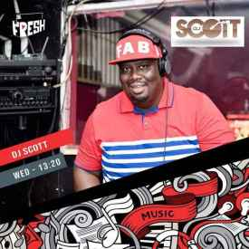 DJ Scott - Autumn Harvest Level 2