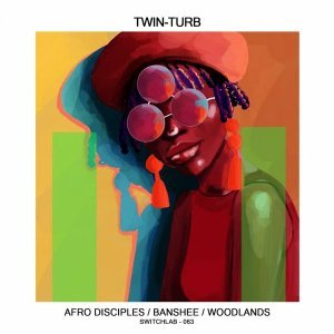 EP: Twin Turbo - Afro Disciples