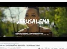 Jerusalema Video by Master KG Hits 100 Million Views on YouTube
