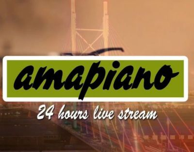 PS DJz - 24h Live Stream Amapiano Mix