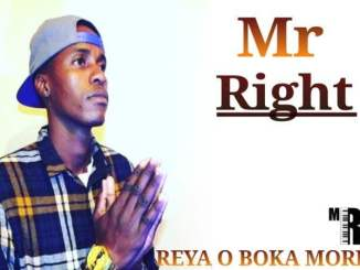 Mr Right - Reya o Boka Morena