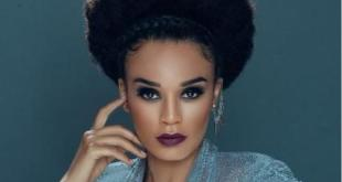 Pearl Thusi responds to hate using Cassper Nyovest's song
