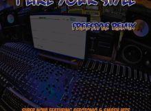 Super Nova ft AfroToniQ & Smash Hits - I Like Your Style (Freestyle Remix)