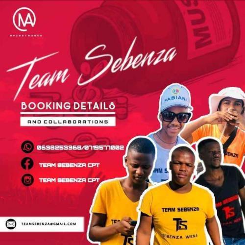 Team Sebenza - HBD Mthibana (Athenkosi Joni)