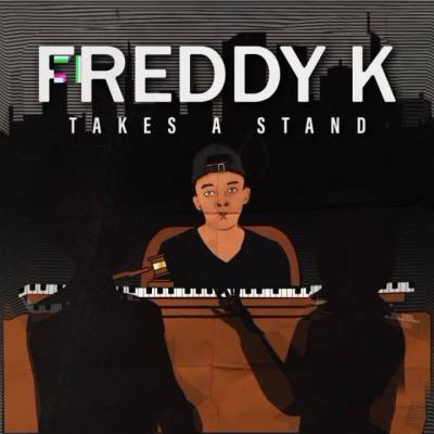 Album: Freddy K - Takes A Stand