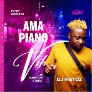 DJ Fistoz - Amapiano Mix 2020