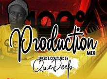 Que Deep - 100% Production Mix (The Matured Soundz Of Que Deep)