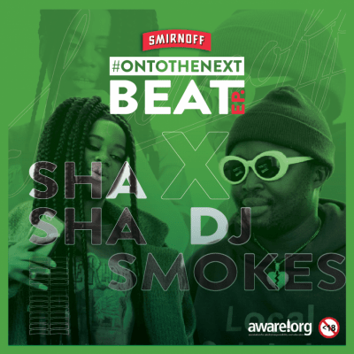 Smirnoff ft Sha Sha & DJ Smokes - Never Let You Go