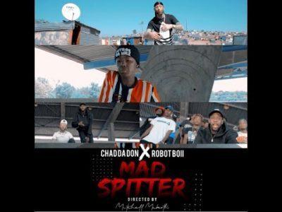 (Video) Chad Da Don ft Robot - Mad Spitter