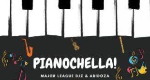 (Video) Major League & Abidoza ft Cassper Nyovest, Kammu Dee & Ma Lemon - Le Plane E'Landile