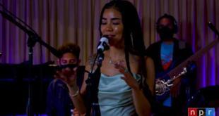 Watch Jhené Aiko's NPR Tiny Desk Concert
