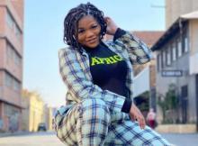 Busiswa reveals when she shot her upcoming album