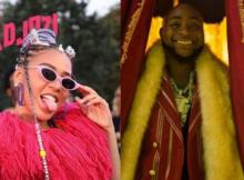Davido Features Sho Madjozi on His Debut ABT Album