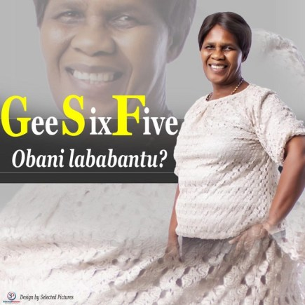 GeeSixFive - Obani Lababantu