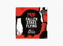 "Nas Storm the internet with a new single ""Fallen Stars Flying"""