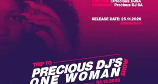 Precious DJ - Trip to Precious DJ's One Woman Show Mix