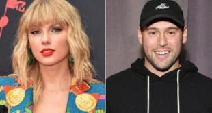 Scooter Braun Allegedly Sells Master Rights of Taylor Swift's 6 Albums