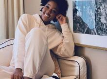 Thuso Mbedu says Zingah's 'Pick Up The Phone' is about her