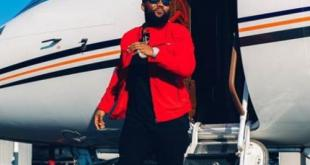 Cassper Nyovest celebrates his wins, tagging himself a legend