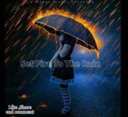 La'Mayor - Set Fire To The Rain (AMAPIANO REMIX)