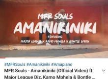 MFR Soul's 'Amanikiniki' Video Hits Over 7 Million Views on YouTube