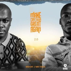 Mshayi & Mr Thela ft Rhass - Pandemic