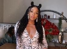 Nadia Nakai reveals next guest on her show, 'The Naked Room'