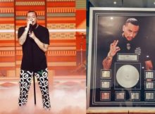 PHOTO: AKA proves he is the highest selling SA rapper of all time